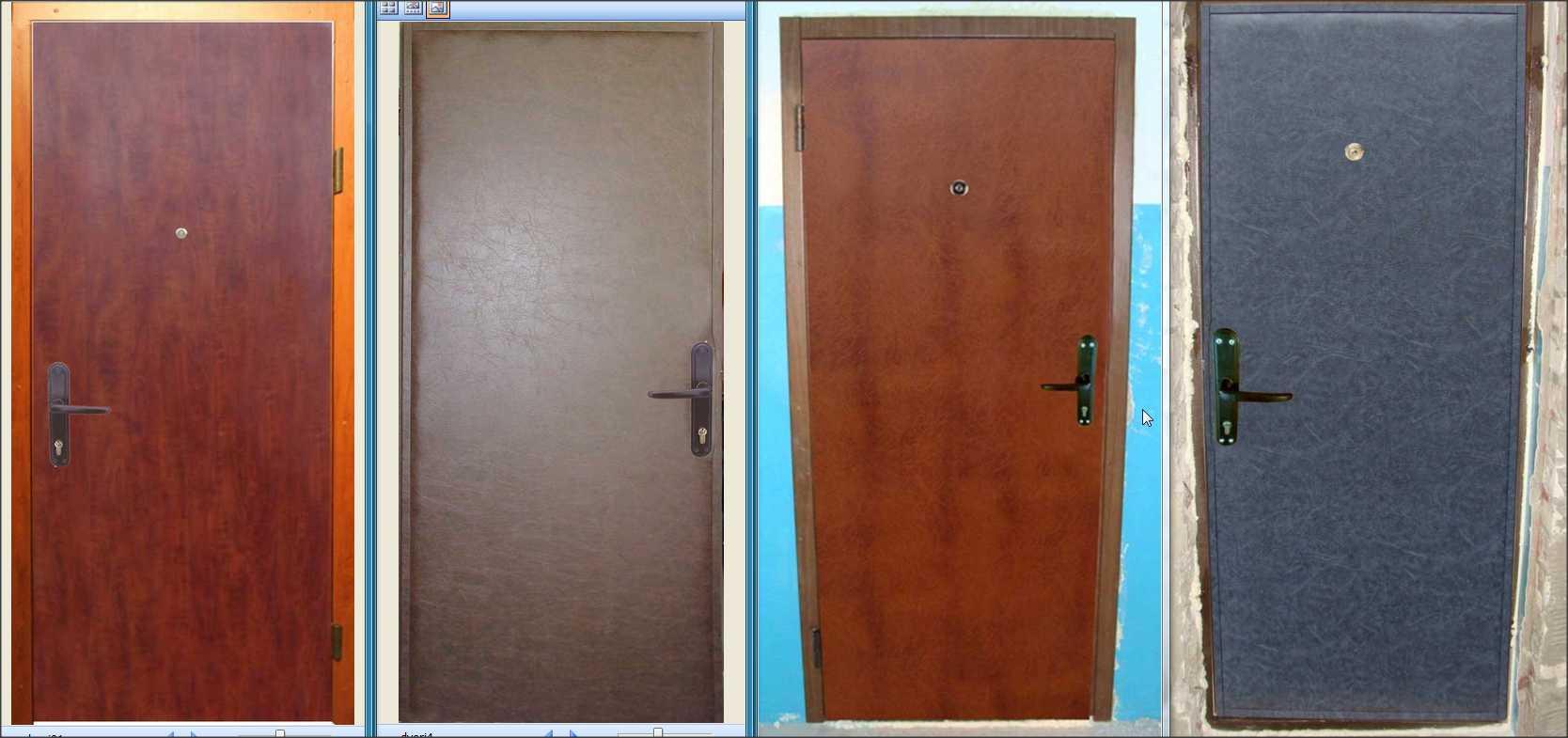стоимость входных дверей для квартиры