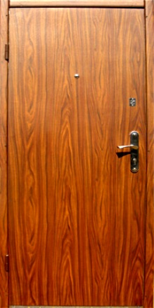 двери в плёнке